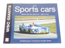 Matra Sports Cars . WSC Giants. 1966 1974 (McDonough 2010)